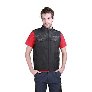 Eiger Riding Jacket Escalade and Vision Vest Black