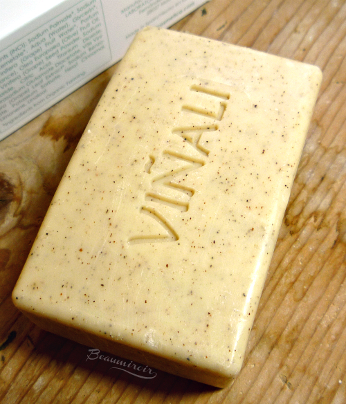 Vinali Soap Scrub review