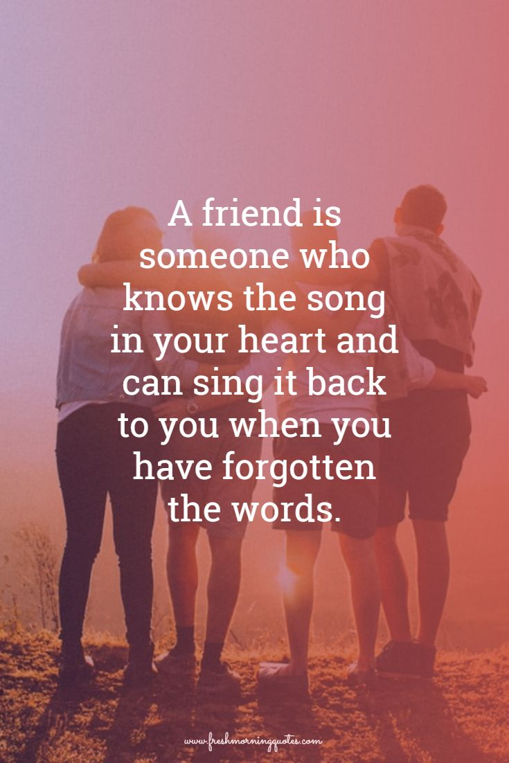 a friend is someone who knows everything about you