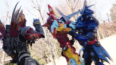 Kamen Rider Saber Episode 30