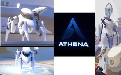 Anchora nombre clave del nuevo Héroe de Overwatch para este 28 de Febrero