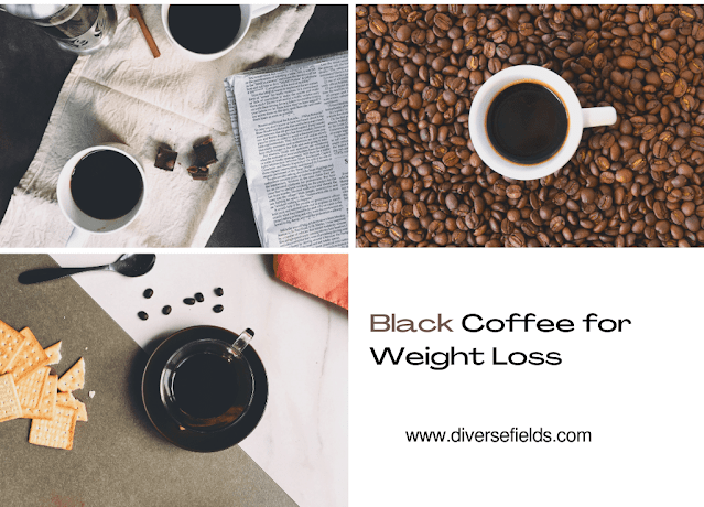 does black coffee help lose weight