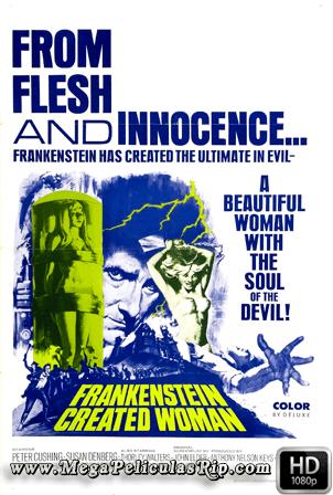 Frankenstein Creo A La Mujer [1080p] [Latino-Ingles] [MEGA]