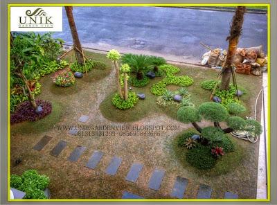 Jasa Pembuatan Taman Surabaya