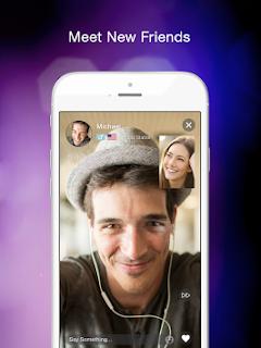 تحميل تطبيق chat & meet برنامج دردشة فيديو عشوائي للاندرويد و الايفون مجانا برابط مباشر