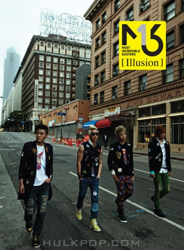 M.I.B – Illusion – EP