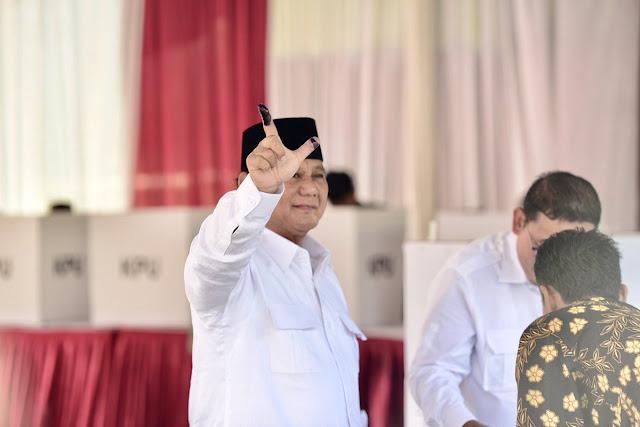 Prabowo: Banyak Kecurangan Yang Rugikan 02