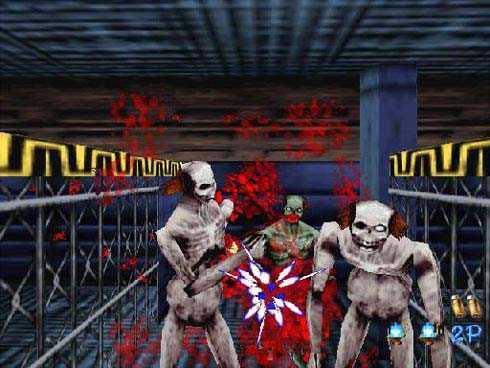 Resultado de imagen de House of the Dead 1