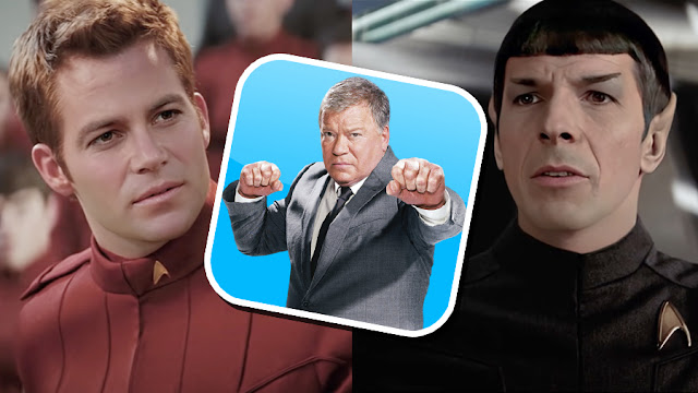 A William Shatner non piacciono i video deepfake di Star Trek