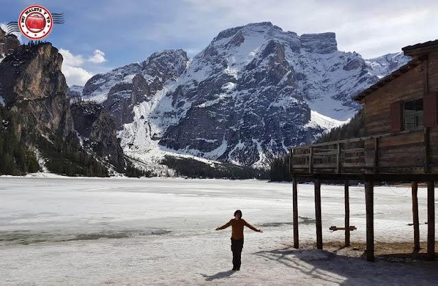Lago di Braies, Montes Dolomitas
