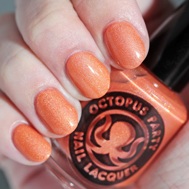 Octopus Party Nail Lacquer Survive