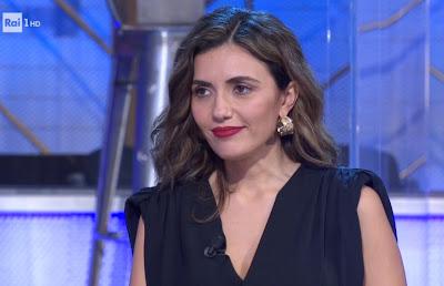 Serena Rossi bella attrice e conduttrice
