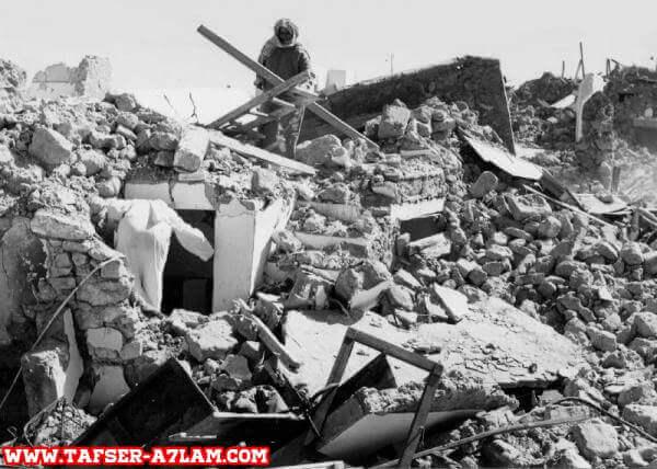 رؤية الزلزال في المنام