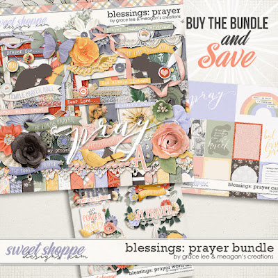 Blessings: Prayer Bundle