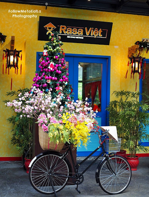 RASA VIET, Authentic Muslim-Friendly Vietnamese Restaurant The Sphere Bangsar South Kuala Lumpur