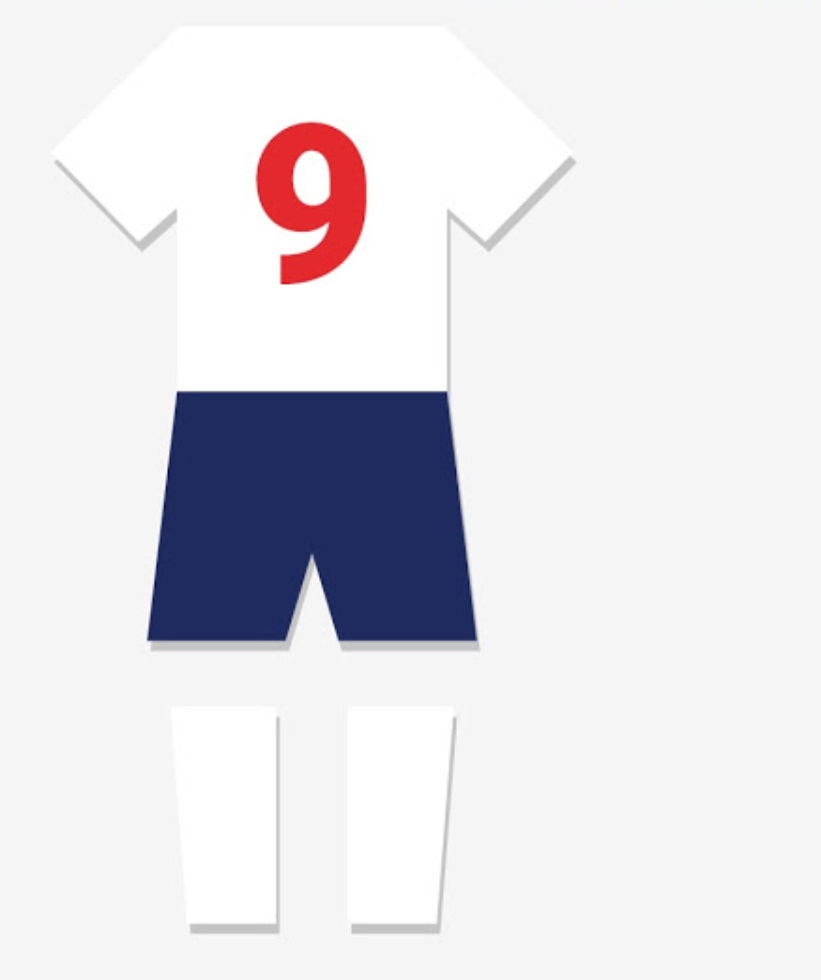 England 2018 kit leaked for world cup