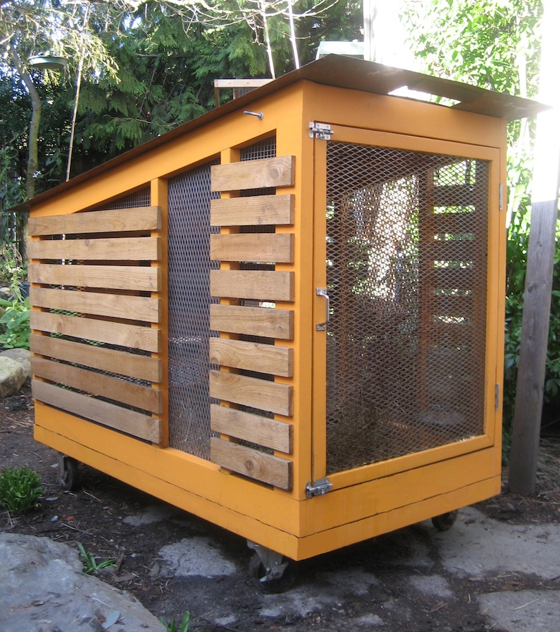 The Slow Life: Chicken Coop Mania