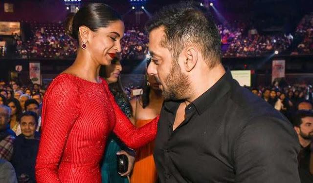 फिल्मों में साथ काम नहीं करेंगे दीपिका पादुकोण और सलमान खान? - newsonfloor.com