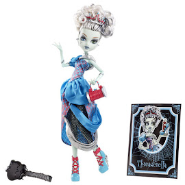 MH Scarily Ever After Frankie Stein Doll