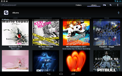 nwbiez: Poweramp Music Player (Trial) 2 0 9-build-539-arm-play