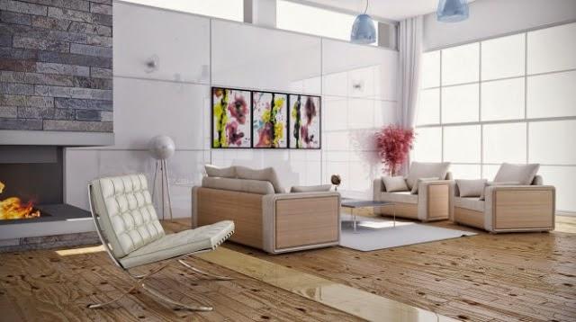 Diseño sala original