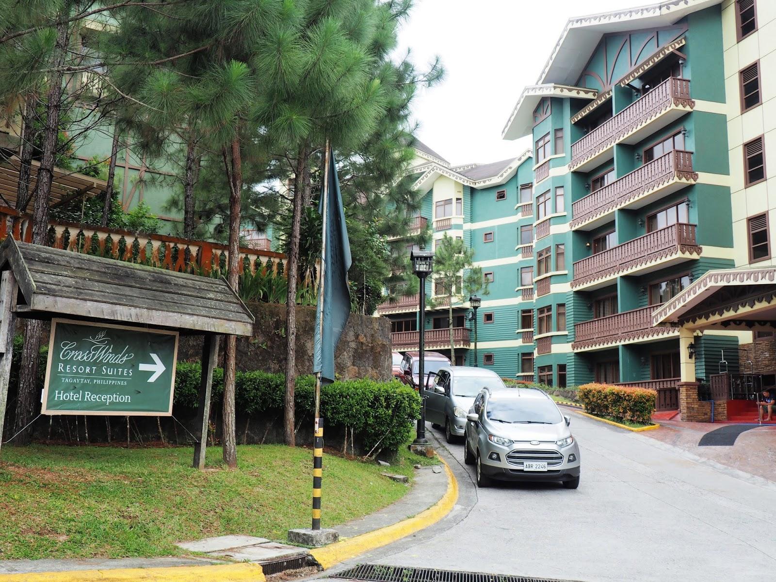 Vinatraveler 39 s blog crosswinds resort suites the most - Crosswinds tagaytay swimming pool ...