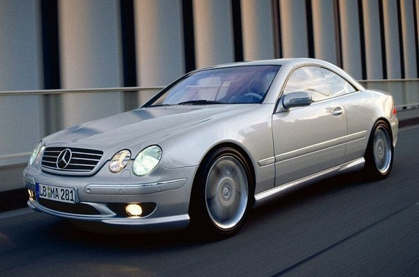 Mercedes CL 55 AMG F1 Limited Edition 2020