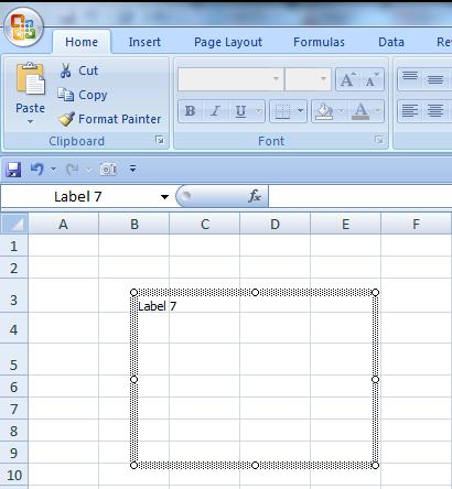 CantChangeLabelFormatting Vba Rename Worksheet With Date on