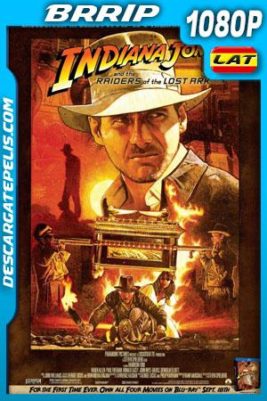 Indiana Jones y Los cazadores del arca perdida (1981) 1080p BRrip Latino – Ingles
