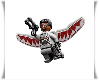 Pareri LEGO Marvel Super Heroes Generations Noriel