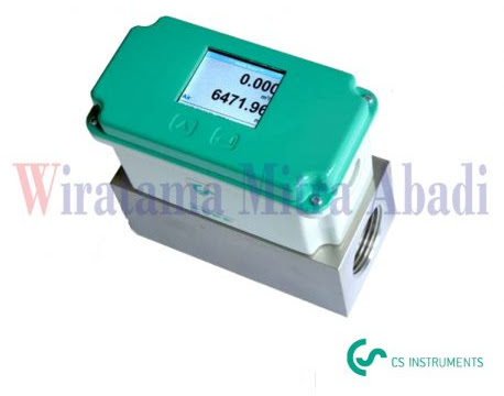 CS Instrument Thermal Mass Flow Meter