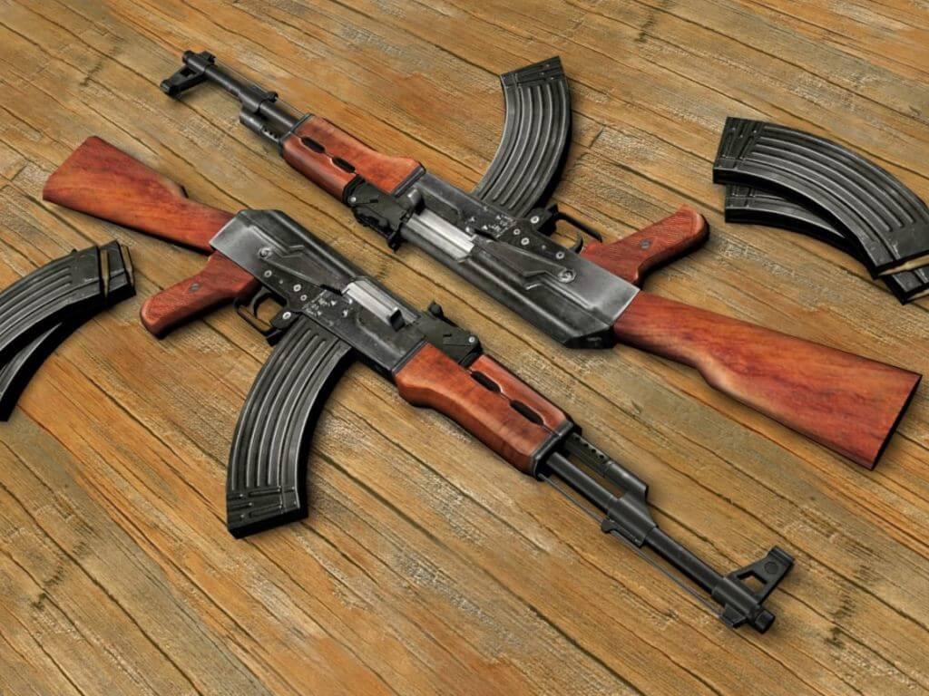 AK47 Kalashnikova 1947g