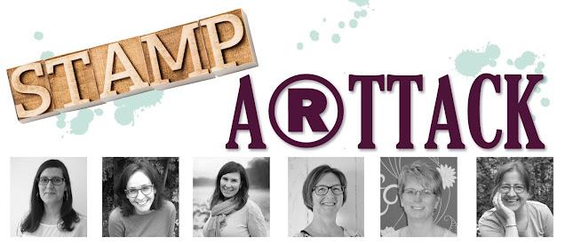 Stampin' Up! rosa Mädchen Kulmbach: Stamp A(r)ttack Blog Hop: Ab in den Urlaub – Scrap Layout mit Fantastisch und Meereswelt