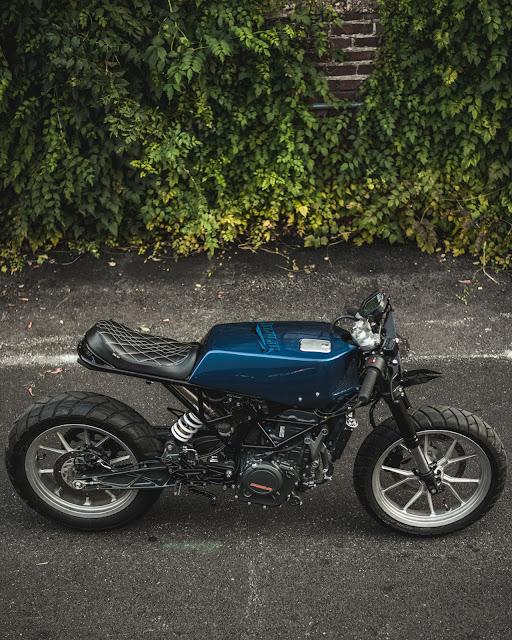 Angular by One Up Moto Garage