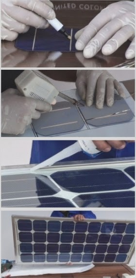 Solar Power How To Make Solar Panels