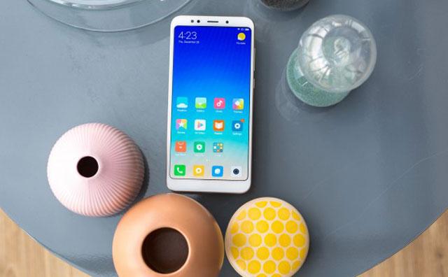 سارع للحصول على هاتف Xiaomi Redmi 5 Plus بأقل ثمن في العالم !