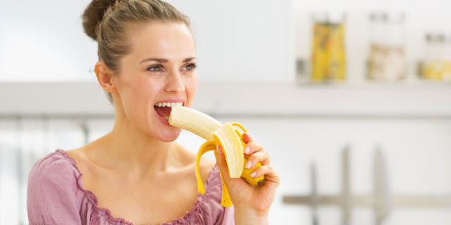 Buah pisang dapat menurunkan nafsu makan