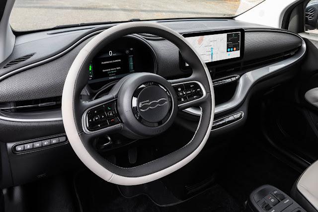 New Fiat 500 inicia venda na Europa; tecnologia decepciona