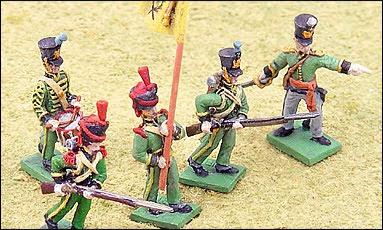 GHQ 10mm Napoleonic picture 5