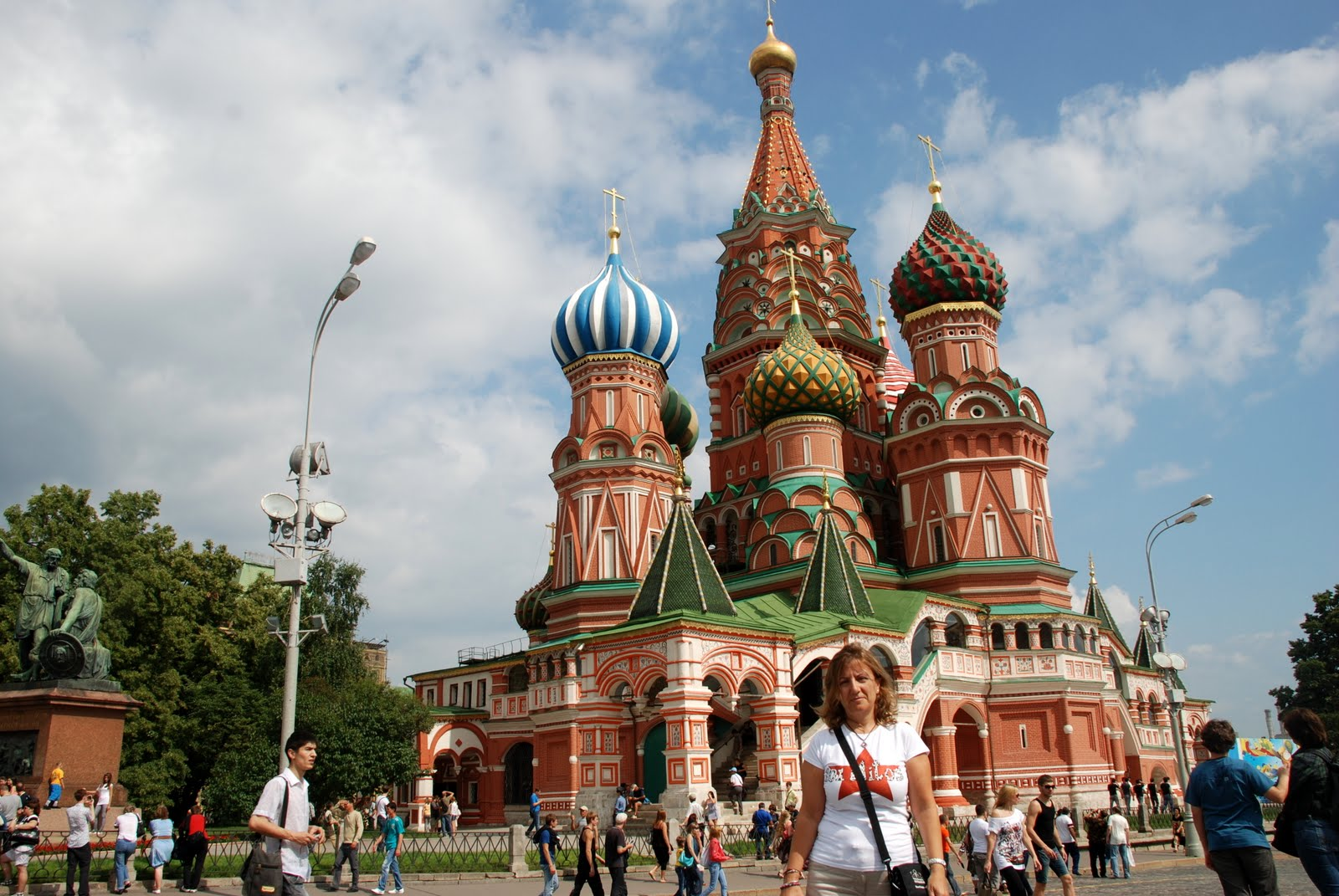 Ser De Pueblo Rusia San Petesburgo Moscú El Anillo De Oro