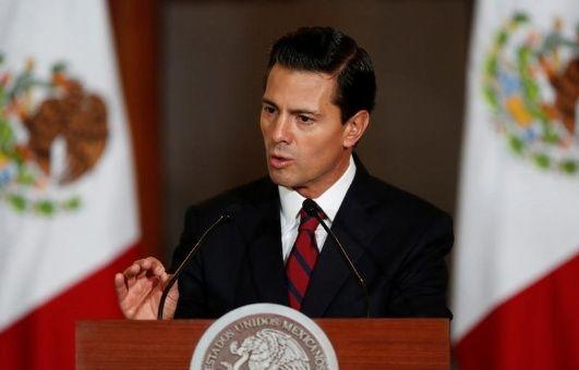 Peña Nieto plantea a Trump una agenda que lo beneficie