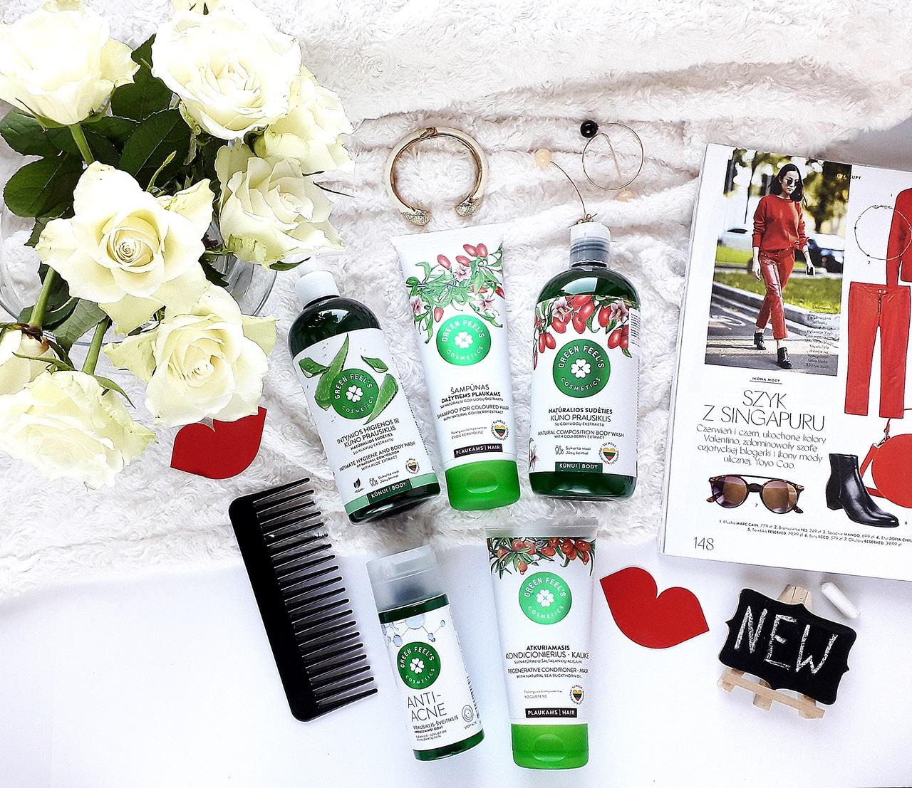Green Feel's - litewska marka która może sporo namieszać na rynku kosmetyków naturalnych