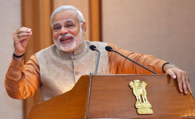 100 दिन में देश ने कामदार और दमदार सरकार का ट्रेलर देख लिया है: PM मोदी - newsonfloor.com