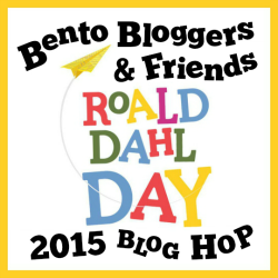 Roald Dahl Day Bento Blog Hop
