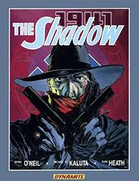 The Shadow 1941: Hitler's Astrologer Comic