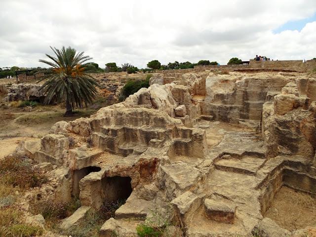 Cypr Pafos - zwiedzanie