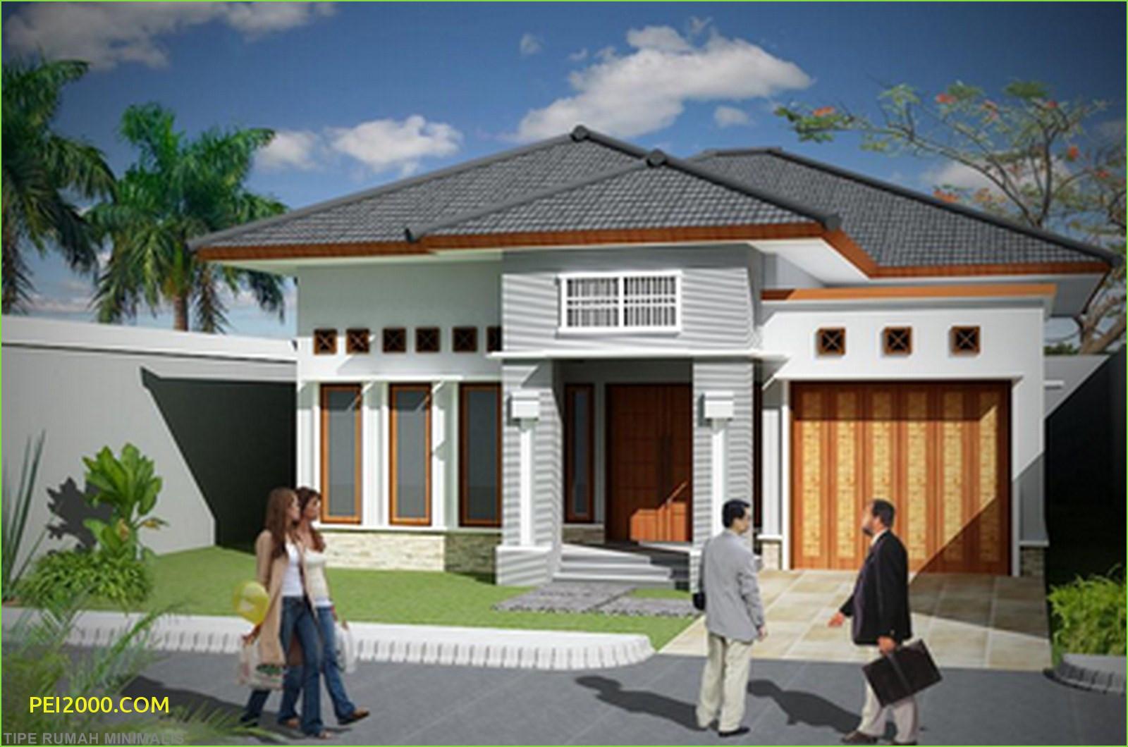 88+ Desain Rumah Minimalis Atap Limas HD