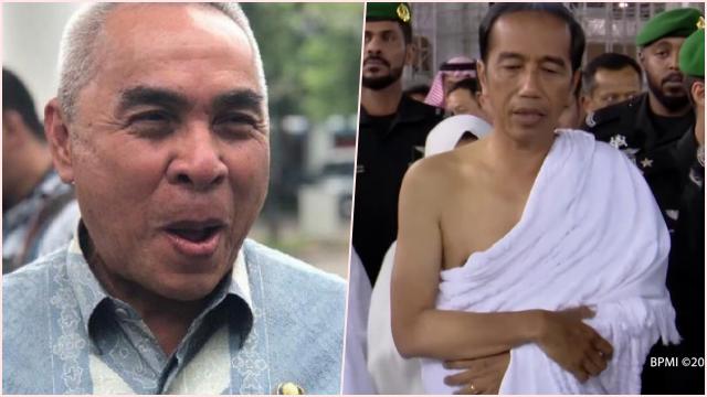 Isran Noor Bilang Jokowi Pasti Masuk Surga, Humas Pemprov Kaltim Sebut Cuma Guyonan