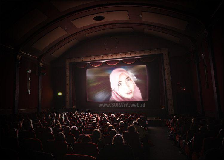 arti sci-fi bioskop film fiksi ilmiah soraya gadis cantik berjilbab