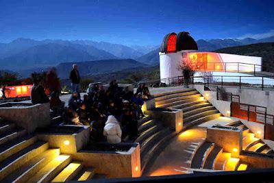 Observatorio Cruz del Sur, Chile.